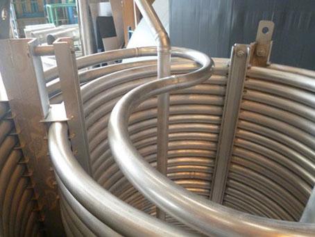 photo d'une réalisation de serpentinage par cephi